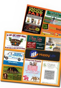 co-op coupon mailing