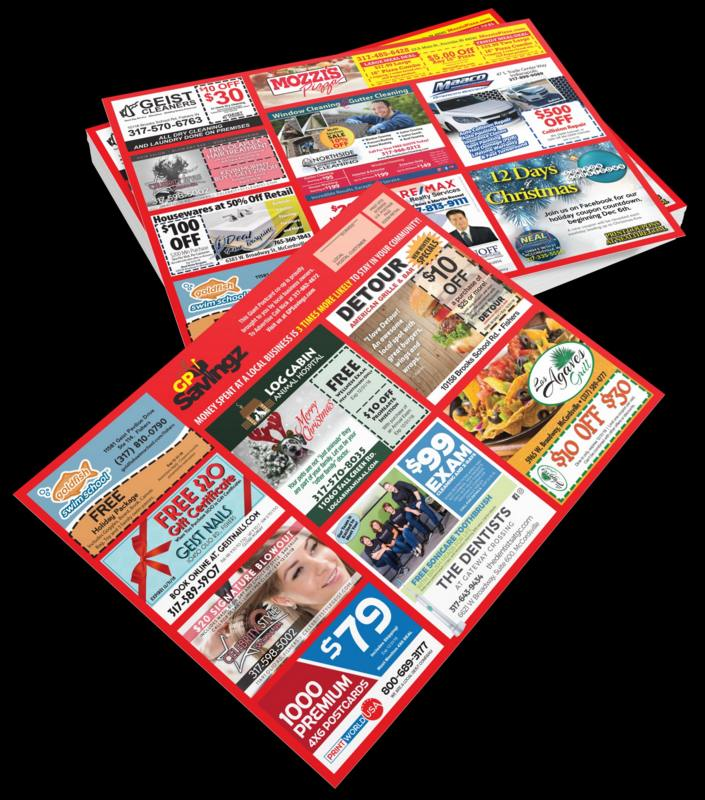 coupon mailers